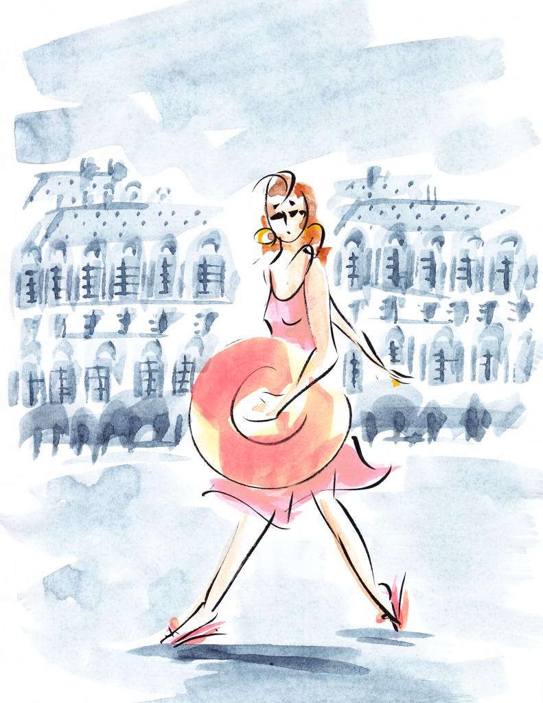Parisienne, by Barbara Redmond