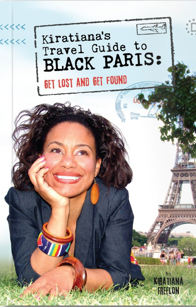 Kiratiana's Travel Guide to BLACK PARIS
