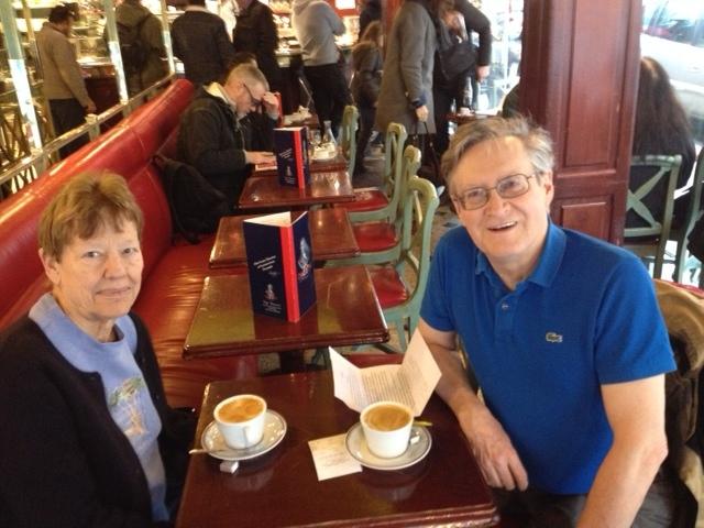 Scott Haine Photo #1 with Donna Evleth