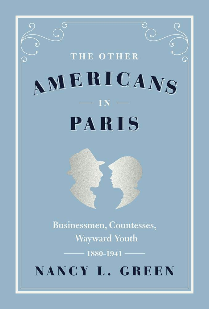 The Other Americans in Paris book cover