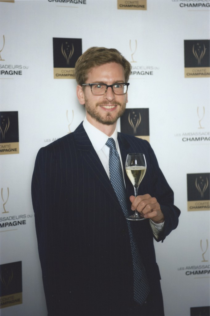 Photo Charles Savary Ambassadeurs Champagne