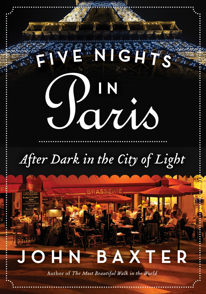 Five Nights in Paris hc c