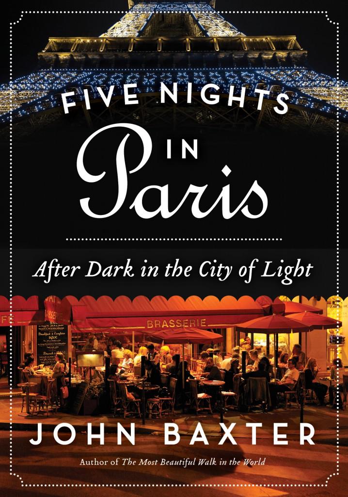 Five Nights in Paris hc c