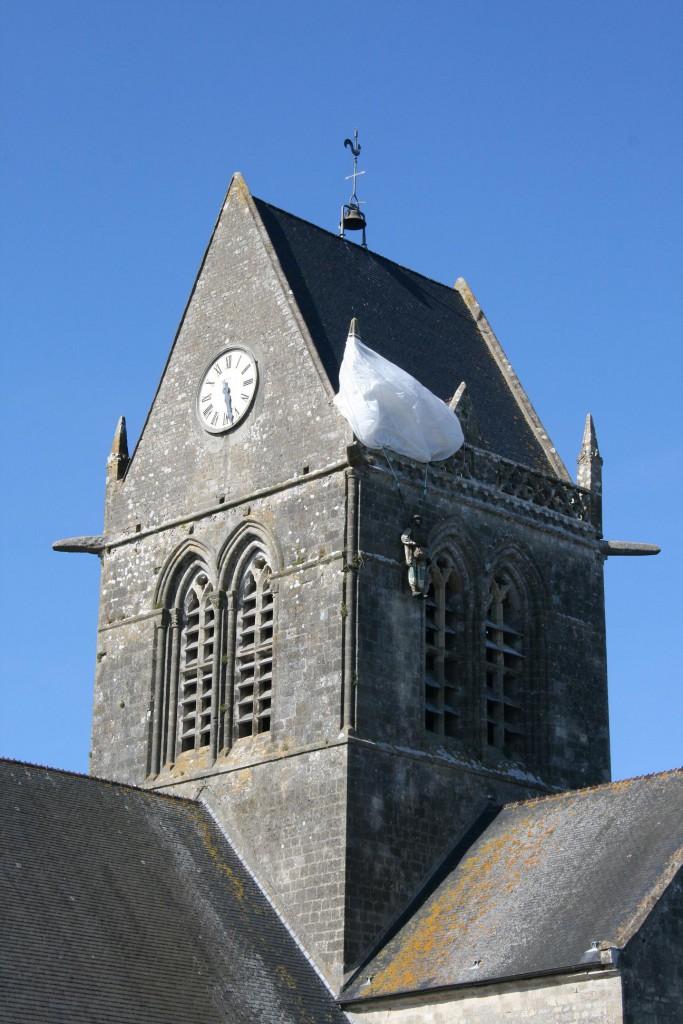 John Steele St Mere Eglise